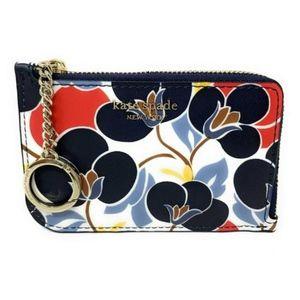 Kate Spade Cameron Breezy Card Holder Wallet Key